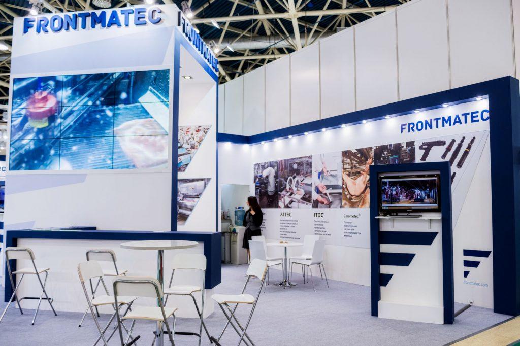 Salon publicitaire Stand exposition